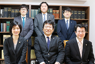 6名の弁護士が在籍 茨城の法律事務所